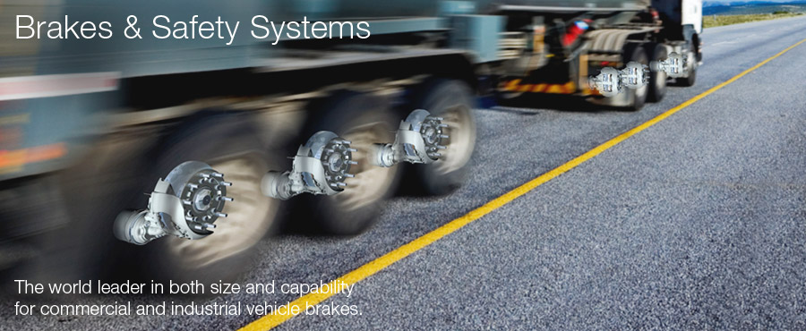 BRAKES AND SAFETY SYSTEMS